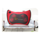 Car and Home Vibration Portable Back Massager Pillow