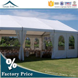 Fabric Covered Buildings 15m*35m Equipping Furniture Wedding Shelter