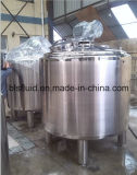 Stainless Steel Food Mixing Sanitary Mixing Tank