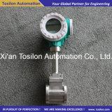 Clamp-on Type Digital Analog Turbine Water Flow Indicator