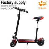 Folding Disc Brake Self Balancing Electric E-Scooter with Detachable Seat