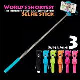 New Fashion Mini Selfie Stick, Selfie Monopod with Cable