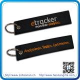 Promotional Logo Carabiner Keychain Strap