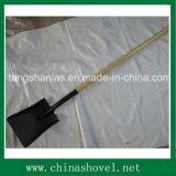 Shovel Long Wood Handle Shovel for Farm Garden Construction
