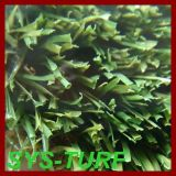 High Quality W Shape Artificial Grass for Professional Football Ground