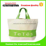 Silkcreen Simple Franklin Celebration Grid Canvas Cotton Tote Bag