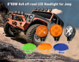 Auto Parts Car LED Work Light Driving Spotlight for Jeep Wrangler