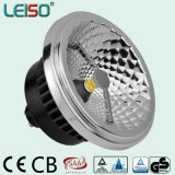 15W 95ra 2700k Reflector Design LED AR111 China Manufacture (J)