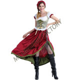 Popular Halloween Germany Beer Adult Maid Waiter Carnival Costume