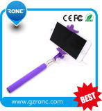 Wholesale Hot Sale Promotional Cheap Wired Selfie Stick