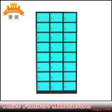 EAS-116 Hot Sale 24 Door Key Lock Safe Storage Metal Parcel Delivery Locker
