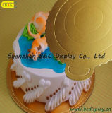 Health and Food Grade Paper Board for Mini Cake Plate with SGS (B&C-K047)