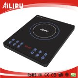 Ultra-thin induction cooker