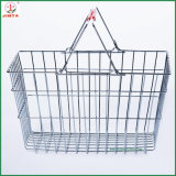 Wire Basket, Supermarket Basket, Shopping Basket (JT-G27)