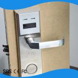 Stainless Steel Hotel Room Card Lock ANSI5 Mortise Hotel Lock