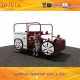 Playground Equipment PE Fire Truck Spring Rider PE Sr-29601