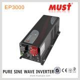 Must LCD/LED 3000 Watt LED Battery Type Choosable Power Inverter