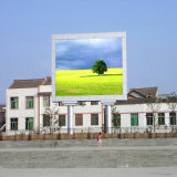 2016 High Brightness HD P10 Outdoor Full Color LED Sign