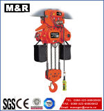 7.5t Electric Trolley Type Treble Chain Hoist Lift