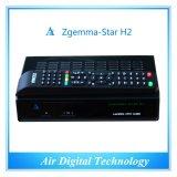 Sky TV Box HD DVB-S2 DVB-T2 Zgemma-Star H2