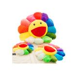 Hot Selling Plush Back Cushion (KF0924G)
