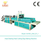 Double Channel Shopping Bag Making Machine