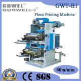 Mt Series Double-Color Plastic Flexo Printing Machine (GWT-B1)