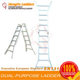 2*6 Functional Aluminium Ladder