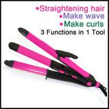 2015 New 3 Use Hair Straightening Iron (V176)