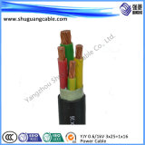 XLPE Insulation PE Sheath Electric Power Cable