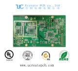 "4 Layer Enig 2u"" PCB Board for Electronics"