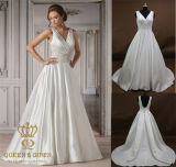 Puffy Ball Gown Cheap Wedding Dresses Made in China