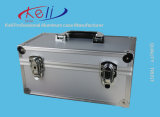 Nice Quality Silver Aluminum Tool Case with Pre-Cut Foam/OEM Made (TOOL-004)