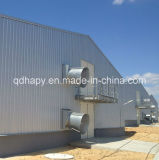 Double Floor Light Steel Structure Poultry House