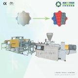1050mm PVC+Asa Co-Extrusion Roofing Tile Extrusion Line