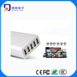 5 Ports USB AC Adapter for iPod Samsung iPhone (LCK-5B25)