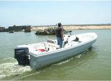 Wholesale 22 Feet Fiberglass Outdoor Sport Open Boat for Sale
