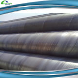Various Different Size SSAW LSAW Welded Spiral Steel Pipe