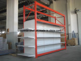 Metal Multifunctional Supermarket Equipment for Display Shelf and Storage Rack