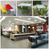 Wholesale Artificial Marble Stone Restaurant Dining Table