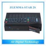 Twin Tuner DVB S&S2 Satellite TV Decoder with IPTV Zgemma-Star 2s