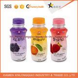 Customized Colorful PVC Shrinking Label Printing Beverage Bottle Sticker