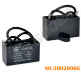 Superb Quality Capacitor for Electric Fan Parts 4UF Electric Fan Capacitor (50020006-Capacitor-Electric Fan-Hongfa-4UF)