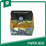 Paper Packing Holder for 6 Bottle Beer (FP6068)