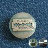 Custom Brand Decorative Metal Buttons for Clothing