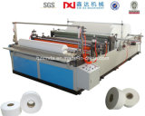 Automatic Slitter Maxi Roll Toilet Paper Making Machine