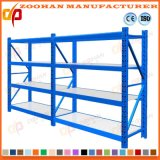 Knock Down Metal Warehouse Racking Garage Storage Shelving Wholesale (Zhr253)