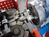 PA PVC Single Wall Corrugated Pipe Production Line