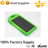 Colorful Portable Power Bank 5, 000mAh Solar Charger