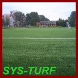 Diamond Shape Yarn Artificial Grass for Football Playground